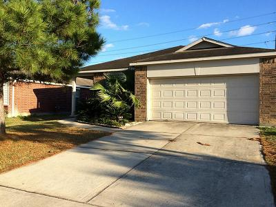 Tomball Single Family Home For Sale: 8811 Willow Grove Drive