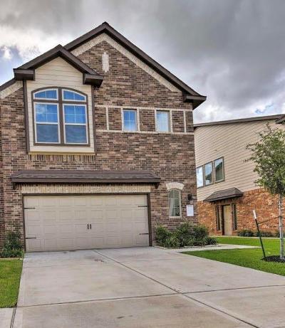 Rosenberg Single Family Home For Sale: 3322 Harvest Meadow Lane
