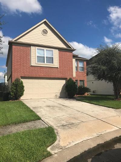 Houston Single Family Home For Sale: 11606 Silent Elm Street