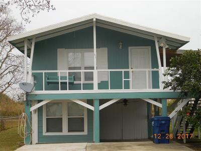 Matagorda Single Family Home For Sale: 282 County Road 257