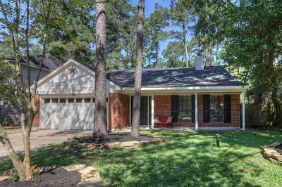 The Woodlands Single Family Home For Sale: 170 Pathfinders Circle