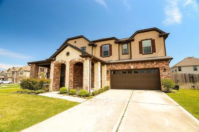 Pearland Single Family Home For Sale: 3605 Anzac Meadow Court