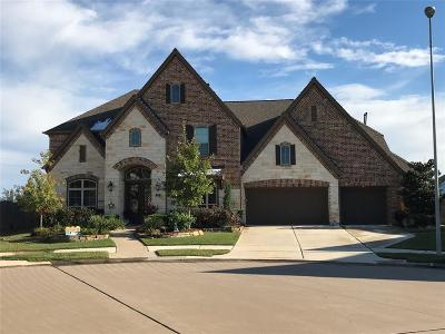Katy Single Family Home For Sale: 4111 Winding Point Lane