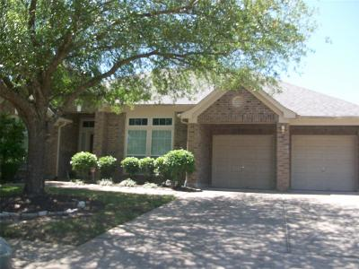 Tomball Single Family Home For Sale: 16019 Maplewick Drive