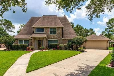 League City Single Family Home For Sale: 2617 Ryder Court