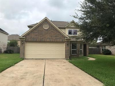 Rosenberg Single Family Home For Sale: 2110 Juniper Dale Drive