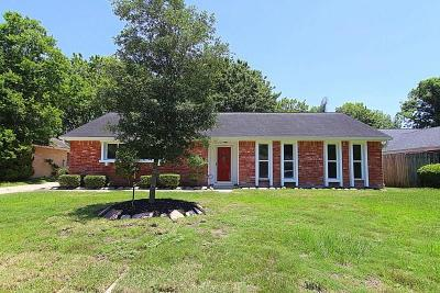 Friendswood Single Family Home For Sale: 4419 Crofter Glen Drive