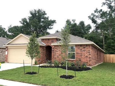 Spring Single Family Home For Sale: 2622 Gold Flake Terrace