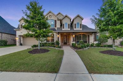 Katy Single Family Home For Sale: 3315 Reston Landing Lane