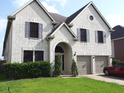 Baytown Single Family Home For Sale: 5019 Wimberly Lane