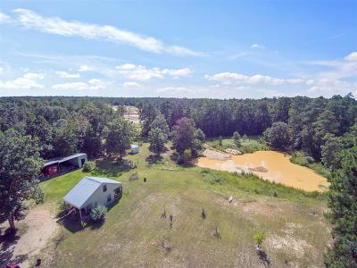 Montgomery Farm & Ranch For Sale: 7520 Jackson Road