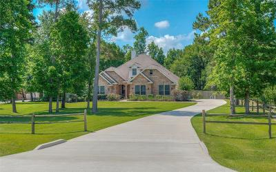 Montgomery Single Family Home For Sale: 7427 Millies Run Road