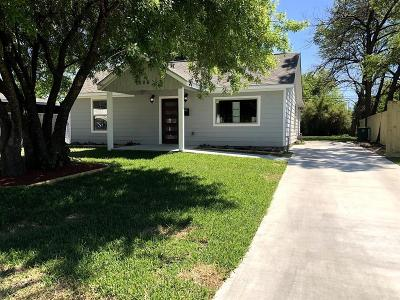 Houston Single Family Home For Sale: 7606 McHenry Street
