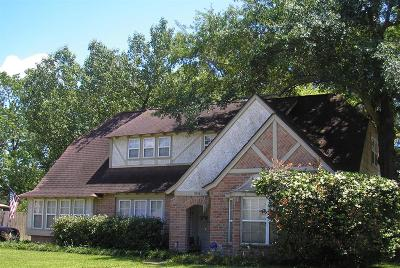 Harris County Single Family Home For Sale: 19914 Medicine Bow Drive