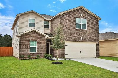 Waller County Single Family Home Pending: 1046 Texas Timbers Drive