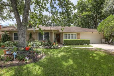 Houston Single Family Home For Sale: 5623 Burlinghall Drive