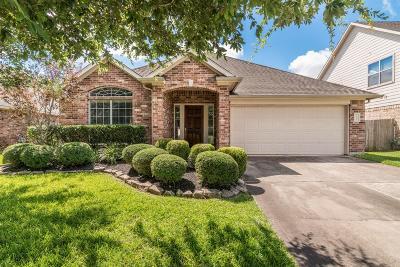 League City Single Family Home For Sale: 516 Saffron Street