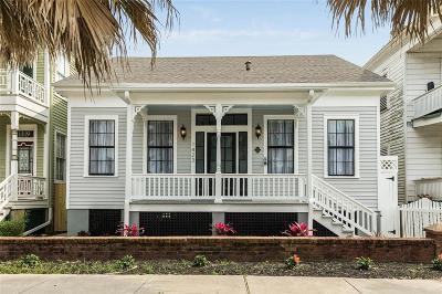 Single Family Home For Sale: 1423 Mechanic Street