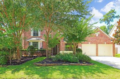 The Woodlands Single Family Home For Sale: 31 Pascale Creek Place