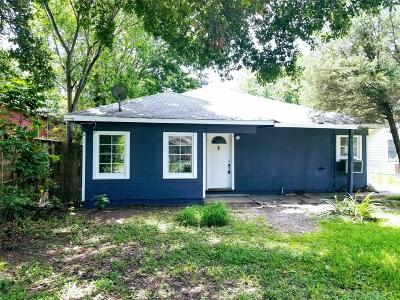 Pasadena Single Family Home For Sale: 135 Rustic Drive