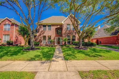 Missouri City Single Family Home For Sale: 1722 Crescent Oak Drive Drive