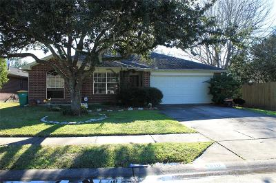 Pearland Single Family Home For Sale: 4810 Linden Place