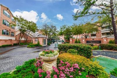 River Oaks Condo/Townhouse For Sale: 2111 Welch Street #B311