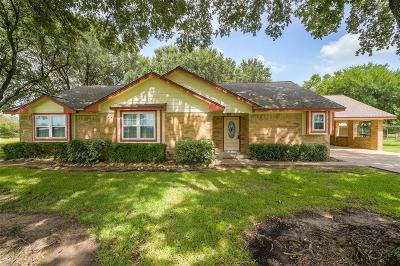 Waller Single Family Home Pending: 24018 Stanford Place