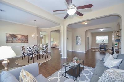 Katy Single Family Home For Sale: 4107 Elk Bluff Lane