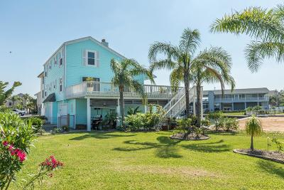 Tiki Island Single Family Home For Sale: 106 Easterly Drive