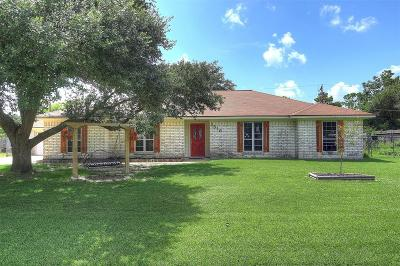 Alvin Single Family Home For Sale: 1516 Prince Drive