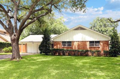Meyerland Single Family Home For Sale: 5230 Jackwood Street