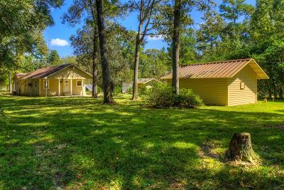Willis Single Family Home For Sale: 15759 McKay Road