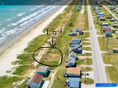 Galveston Residential Lots & Land For Sale: 21618 Kennedy Drive