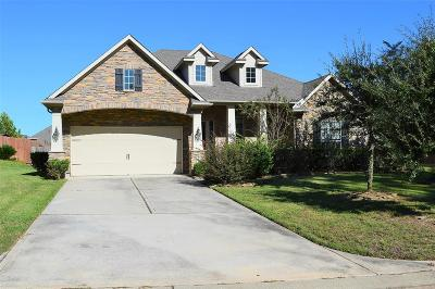 Conroe Single Family Home For Sale: 1936 Graystone Hills Drive