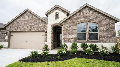 Katy TX Single Family Home For Sale: $318,795