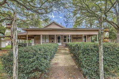 Fulshear Single Family Home For Sale: 30311 3rd Street