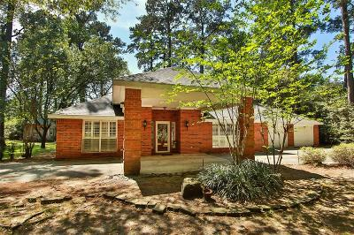Tomball Single Family Home For Sale: 22811 Trailwood Lane