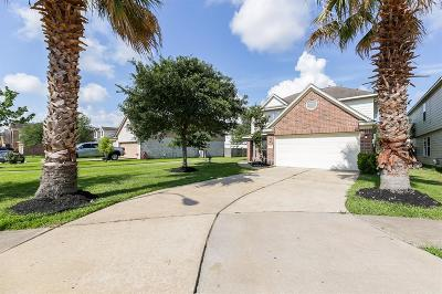 Katy Single Family Home For Sale: 5003 Oak Stand Court