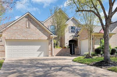 Tomball Single Family Home For Sale: 11522 Maple Falls Drive