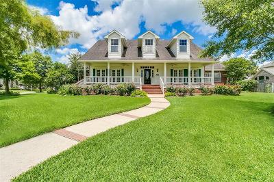 Pearland Single Family Home For Sale: 2631 Lakecrest Drive