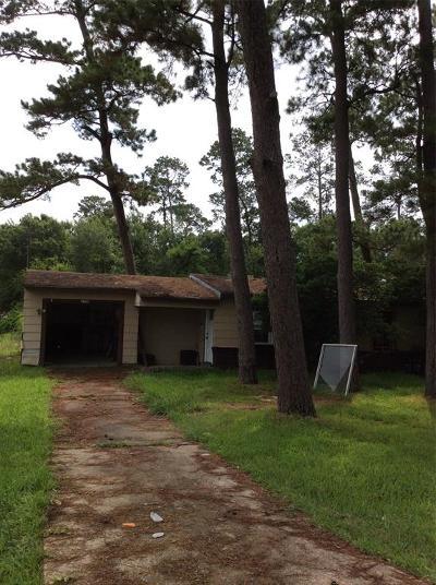 Dickinson Single Family Home For Sale: 3701 Bayou Circle