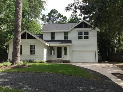 Garden Oaks Single Family Home For Sale: 847 W 43rd Street