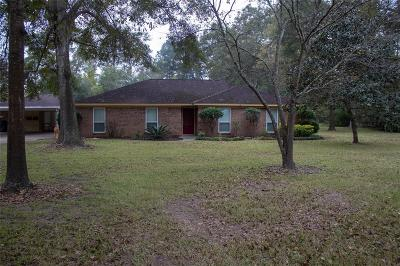 Montgomery County Single Family Home For Sale: 254 Magnolia Road