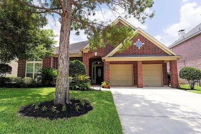Katy Single Family Home For Sale: 26223 Goldenport Lane