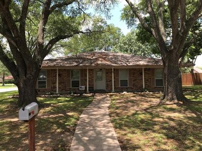 Bellville Single Family Home For Sale: 1482 Pin Oak Drive