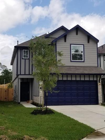 Conroe Single Family Home For Sale: 112 Camelot Place Court