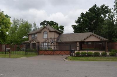 Houston Single Family Home For Sale: 9016 Barton Street