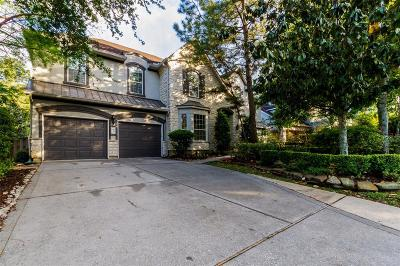The Woodlands Single Family Home For Sale: 62 E Beckonvale Circle