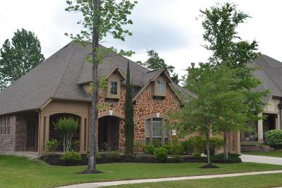 Conroe Single Family Home For Sale: 326 Arbor Trail Lane